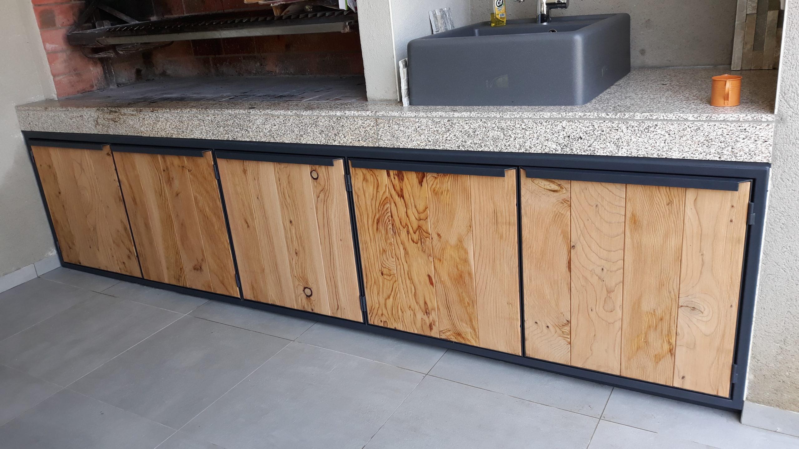 fer et tendance ferronnerie sur mesure meuble ossature acier toulouse