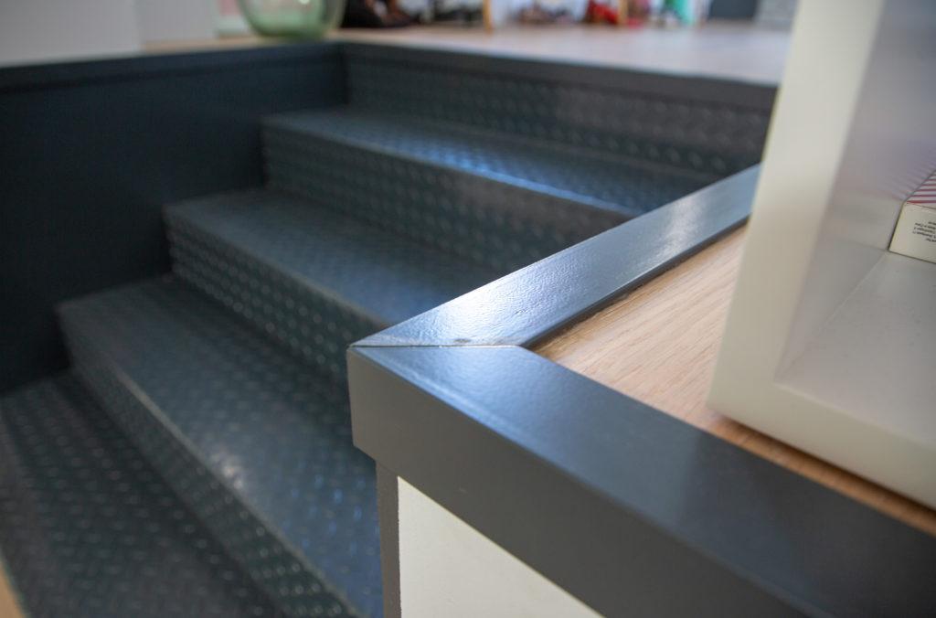 Escalier intérieur métallique Fer et Tendance Toulouse