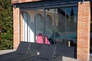 Verrière atelier sur-mesure Fer et Tendance ferronnerie à Toulouse